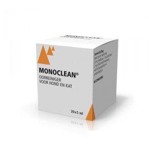 Monoclean Oorreiniger - 20 x 5 ml