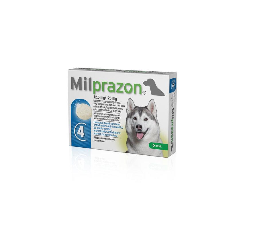 Milprazon Hond