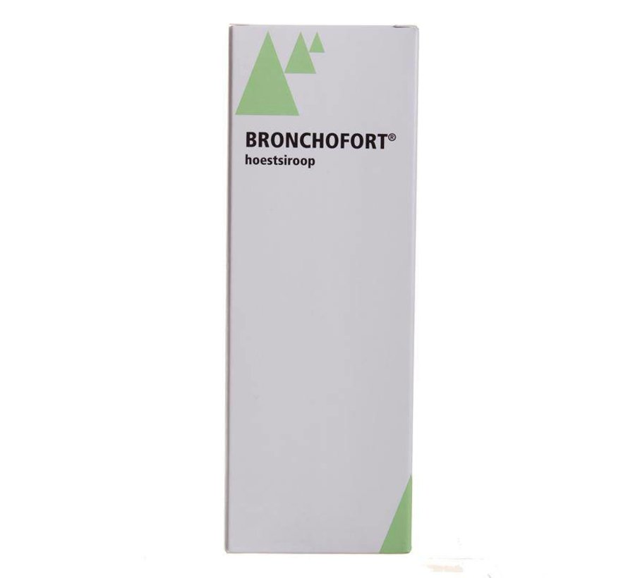 Bronchofort Hoestsiroop