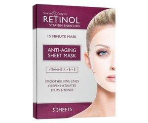 Retinol Anti Aging Sheet Mask