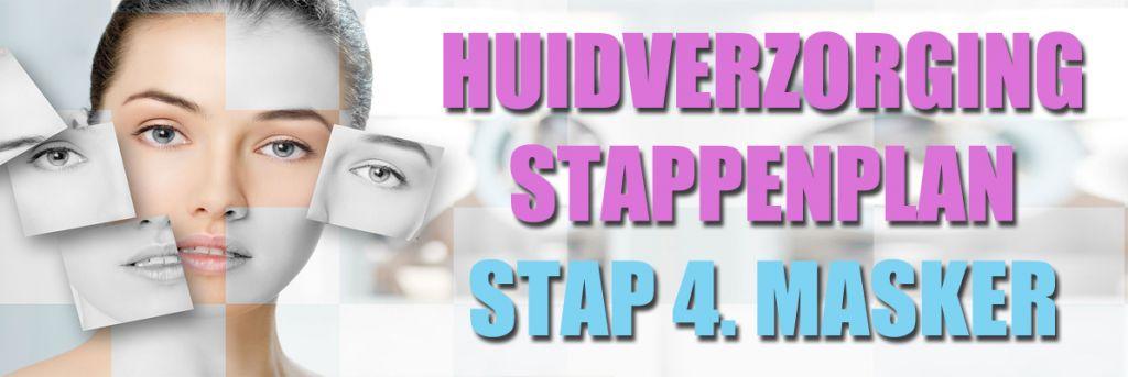 Huidverzorging stappenplan: Gezichtsmasker