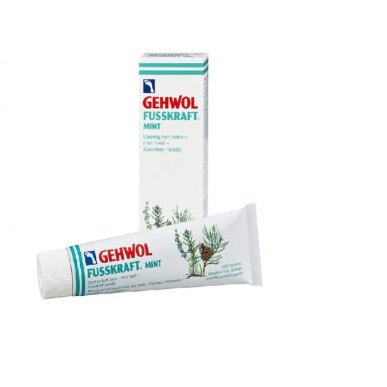 Gehwol Fusskraft Mint 125 ml