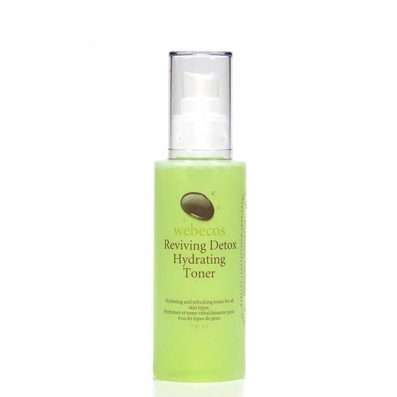 Webecos Reviving Detox Hydrating Toner