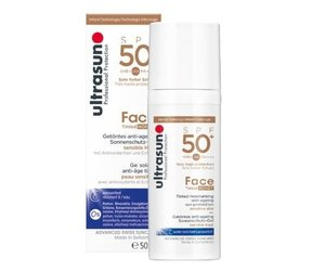 Ultrasun Face Anti-Age SPF 50 Tinted Honey