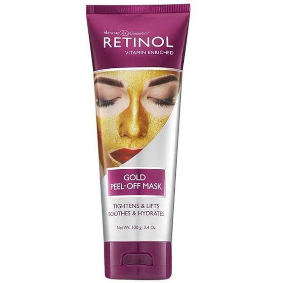 Retinol Gold Peel-Off Mask