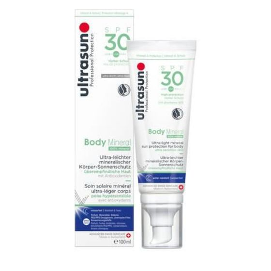 Ultrasun Body Mineral SPF 30