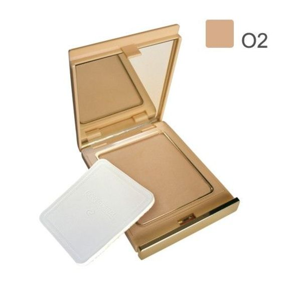 Coverderm Compact Powder O2