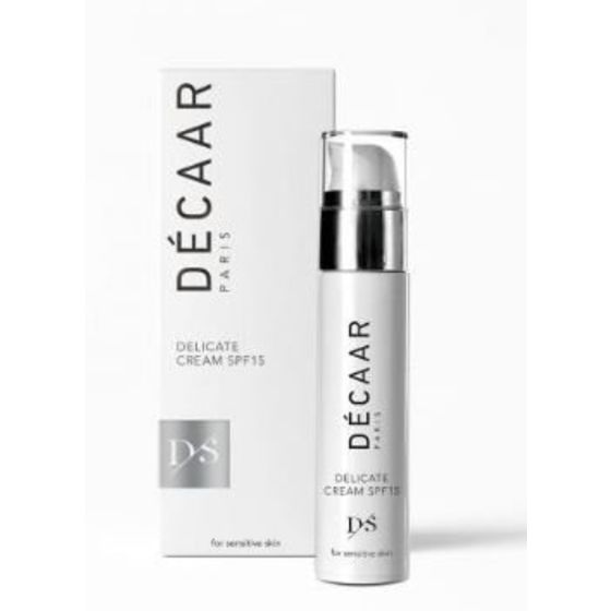 Decaar Delicate Cream SPF 15