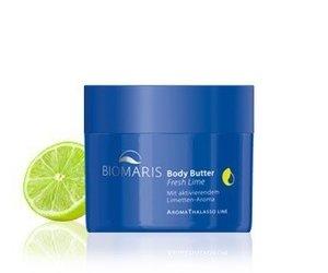 Biomaris Body Butter Fresh Lime