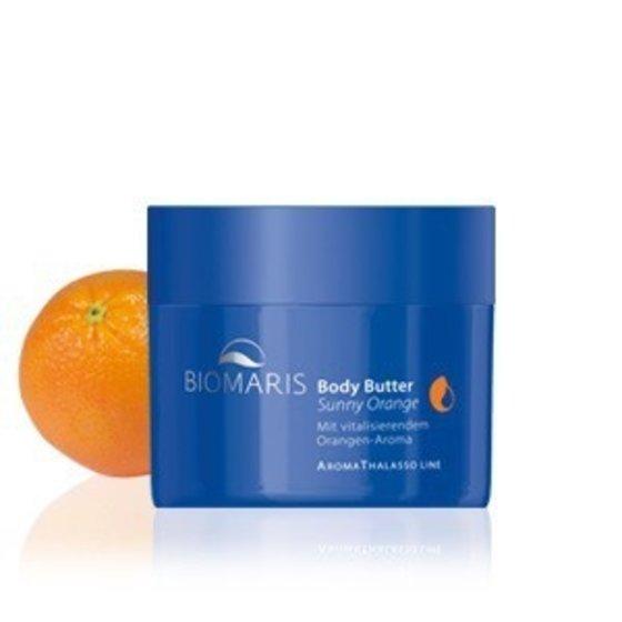 Biomaris Body Butter Sunny Orange