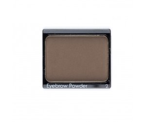 John van G Eyebrow Powder 2  donker bruin