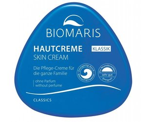Biomaris Skin Cream without perfume Klassik 250 ml