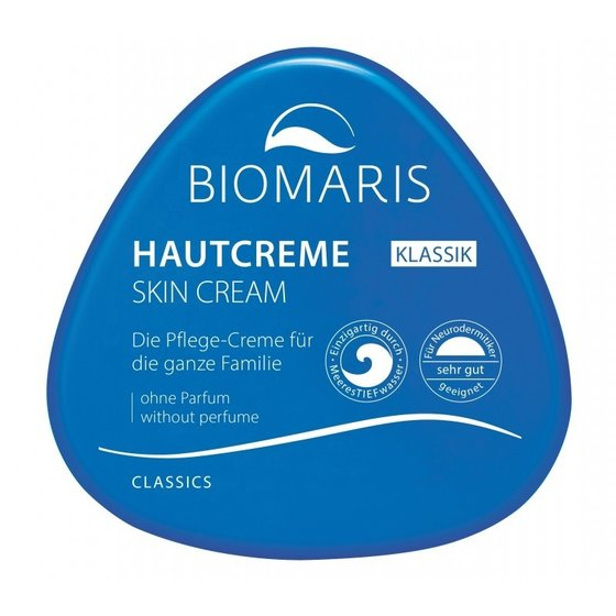 Biomaris Skin Cream without perfume Klassik 250 ml