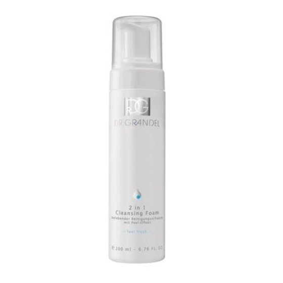 Dr Grandel 2 in 1 Cleansing Foam