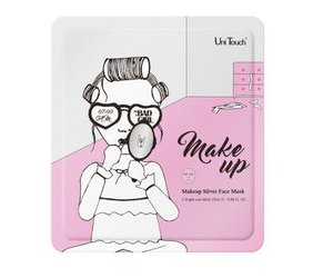 UniTouch Make-up Zilver Face Mask