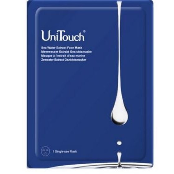 UniTouch Zeewater Extract Gezichtsmasker