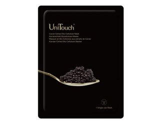 UniTouch Kaviaar Extract Bio-Cellulose Masker