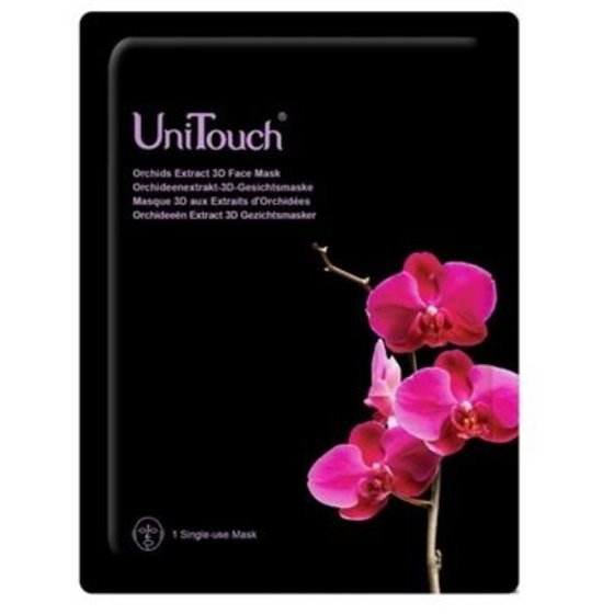UniTouch Orchidee Extract 3D Gezichtsmasker