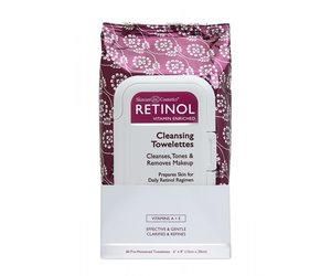 Retinol Anti Aging Cleansing Towelettes