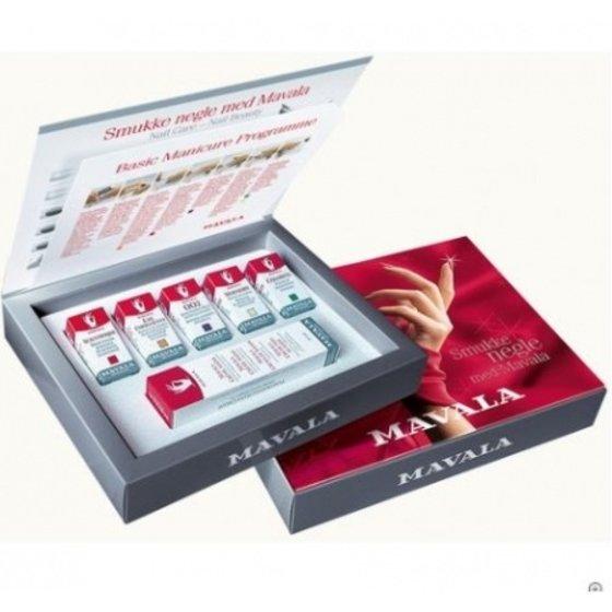 Mavala Coffret Nail Care Products