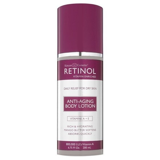 Retinol Anti Aging Body Lotion