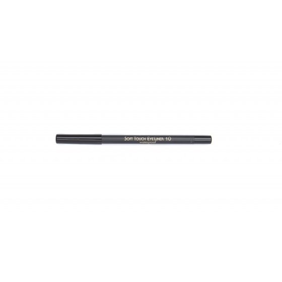 John van G Soft Touch Eyeliner Waterproof 10