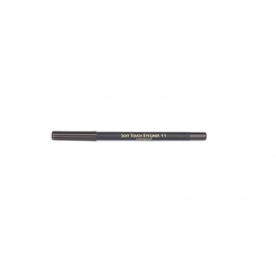 John van G Soft Touch Eyeliner Waterproof 11