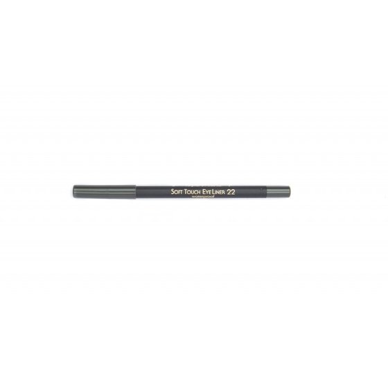 John van G Soft Touch Eyeliner Waterproof 22