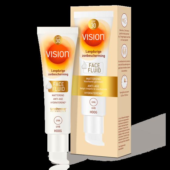 Vision Face Fluid SPF 30 50 ml