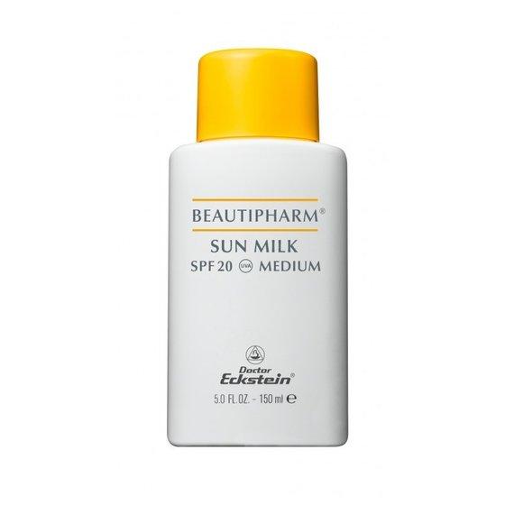 Dr Eckstein Beautipharm Sun Milk SPF 20