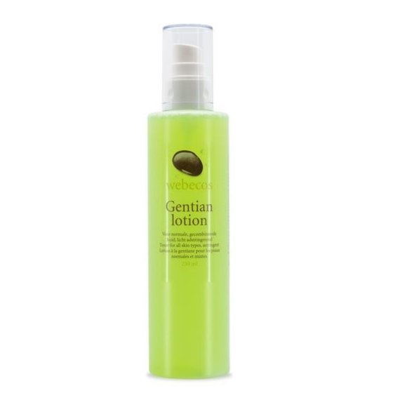 Webecos Gentian Lotion