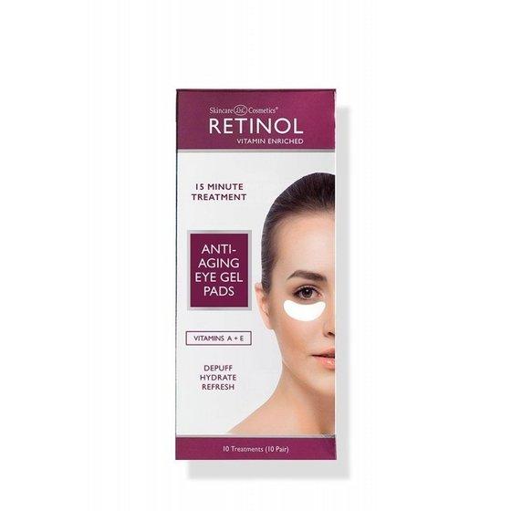 Retinol Anti Aging Eye Gel Pads