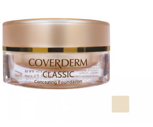 Coverderm Classic Foundation 2