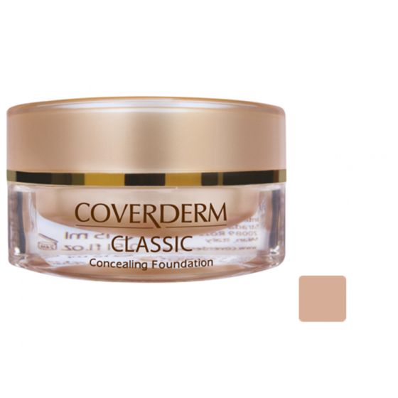 Coverderm Classic Foundation 5
