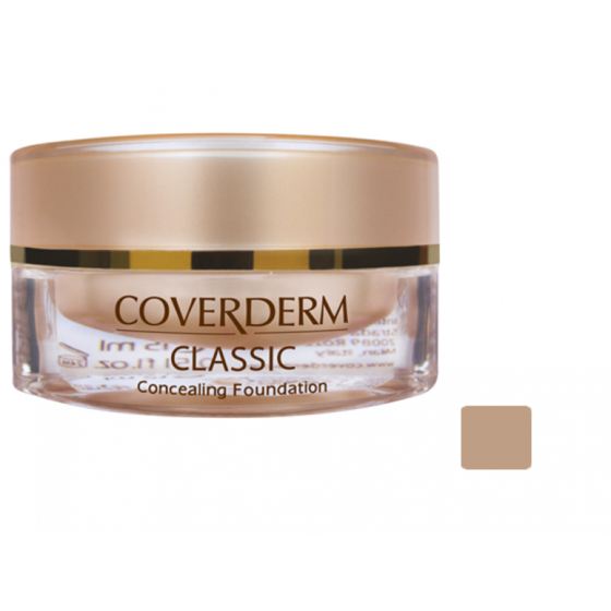 Coverderm Classic Foundation 7