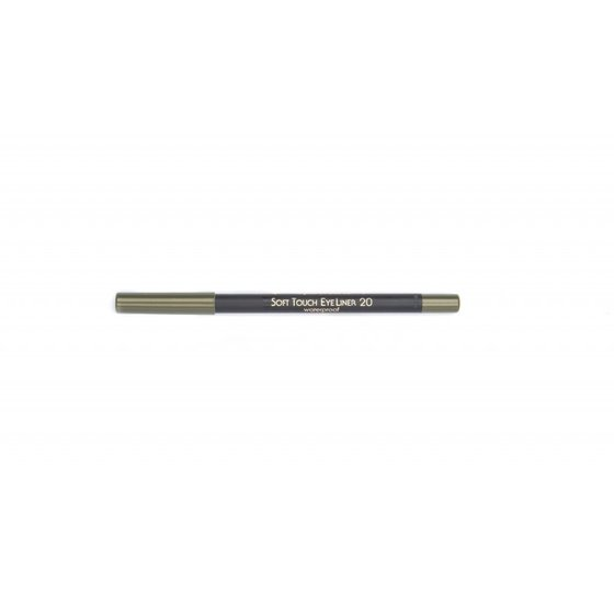 John van G Soft Touch Eyeliner Waterproof 20