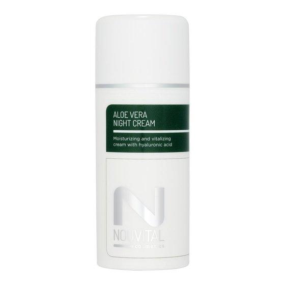 Nouvital Aloe Vera Night Cream 100 ml