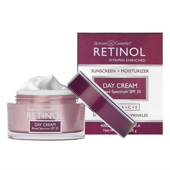 Retinol Day Cream SPF 20