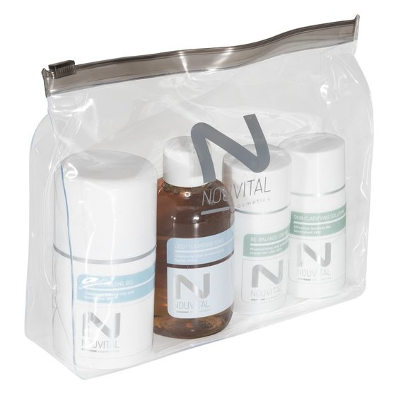 Nouvital Deep Cleansing Gift Box