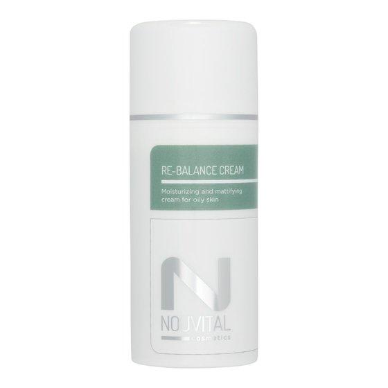 Nouvital Re-balance Cream 100 ml