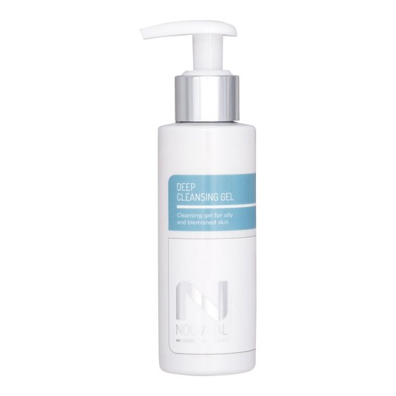 Nouvital Deep Cleansing Gel 125 ml