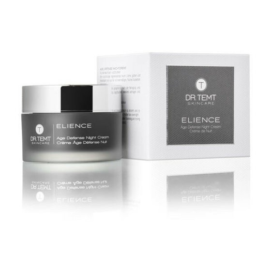 Dr Temt Elience Age Defence Night Cream