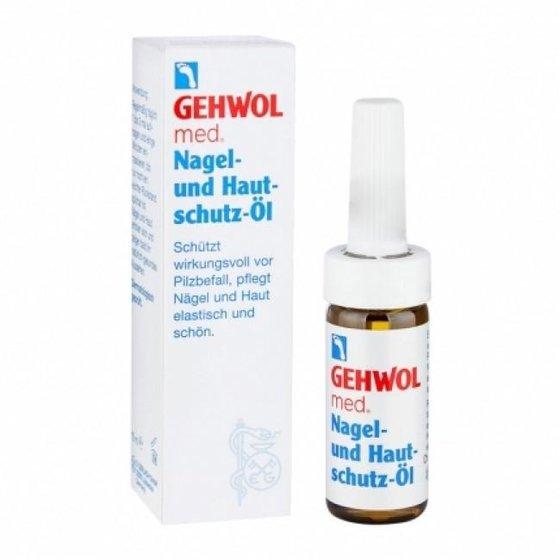 Gehwol Med Nagel en Huid Beschermingsolie 50 ml