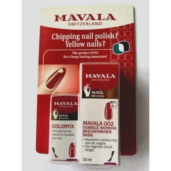 Mavala Duo Chipping Nail Polish
