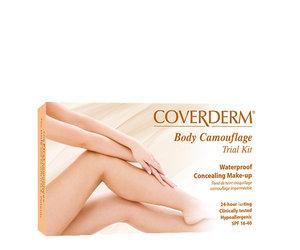 Coverderm Perfect Legs Trial Kit Dark