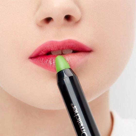 Fran Wilson MoodMatcher Luxe  Twist Stick Green
