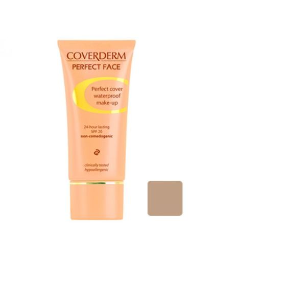Coverderm Perfect Face Foundation 7