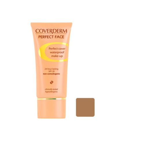 Coverderm Perfect Face Foundation 8