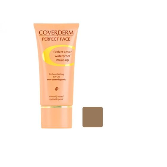 Coverderm Perfect Face Foundation 9