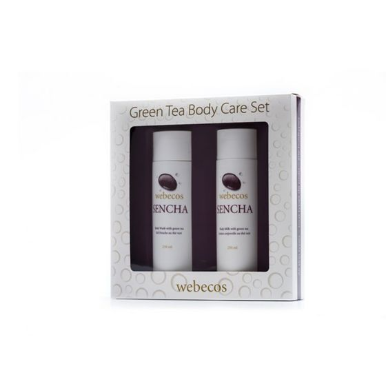 Webecos Sencha Body Care Set